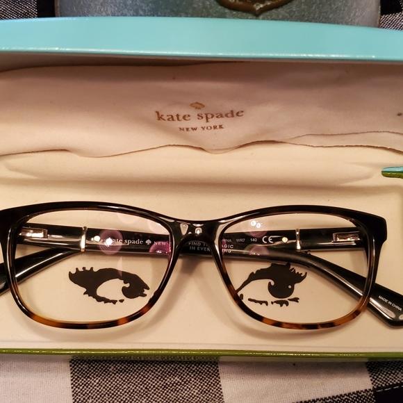 Kate Spade Womens Eyeglasses Frames